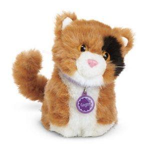 American Girl cat Ginger